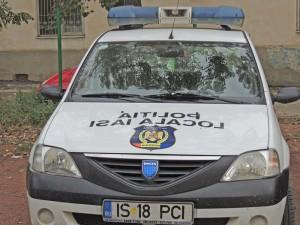 Urmărit general identificat şi reţinut de către poliţiştii locali