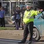 Acţiuni pentru prevenirea accidentelor pe strada Cuza Vodă